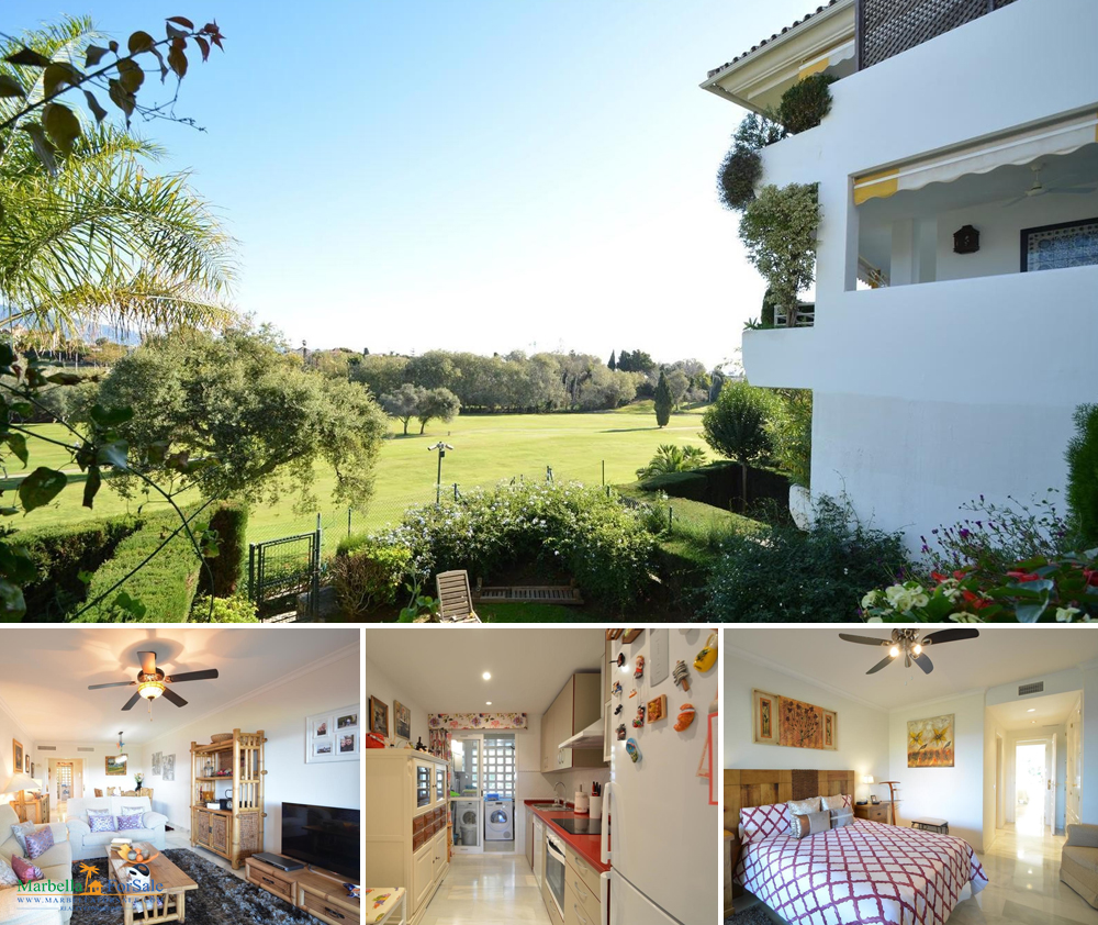 Beautiful 3 Bed Apartment For Sale - Guadalmina