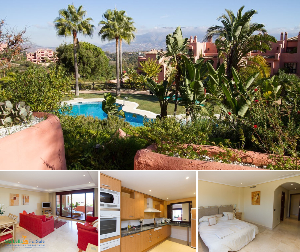 Beautiful 2 Bedroom Apartment For Sale - La Mairena