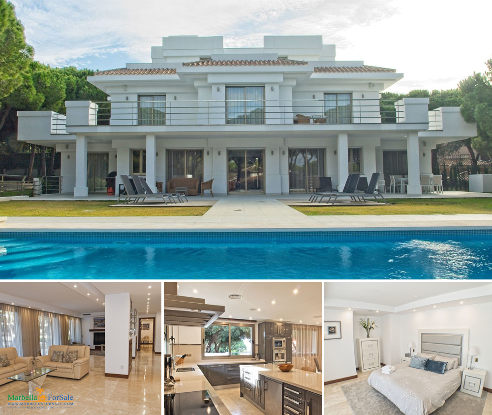5 Bedroom Villa For Sale - Hacienda Las Chapas