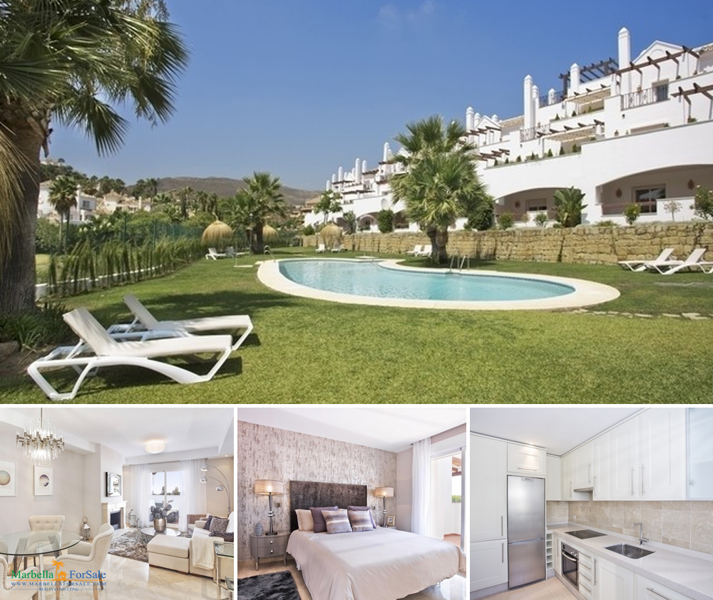 Lovely 2 Bedroom Apartment For Sale - Nueva Andalucía