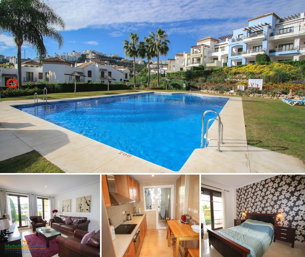 Stylish 3 Bedroom Apartment For Sale - Los Arqueros
