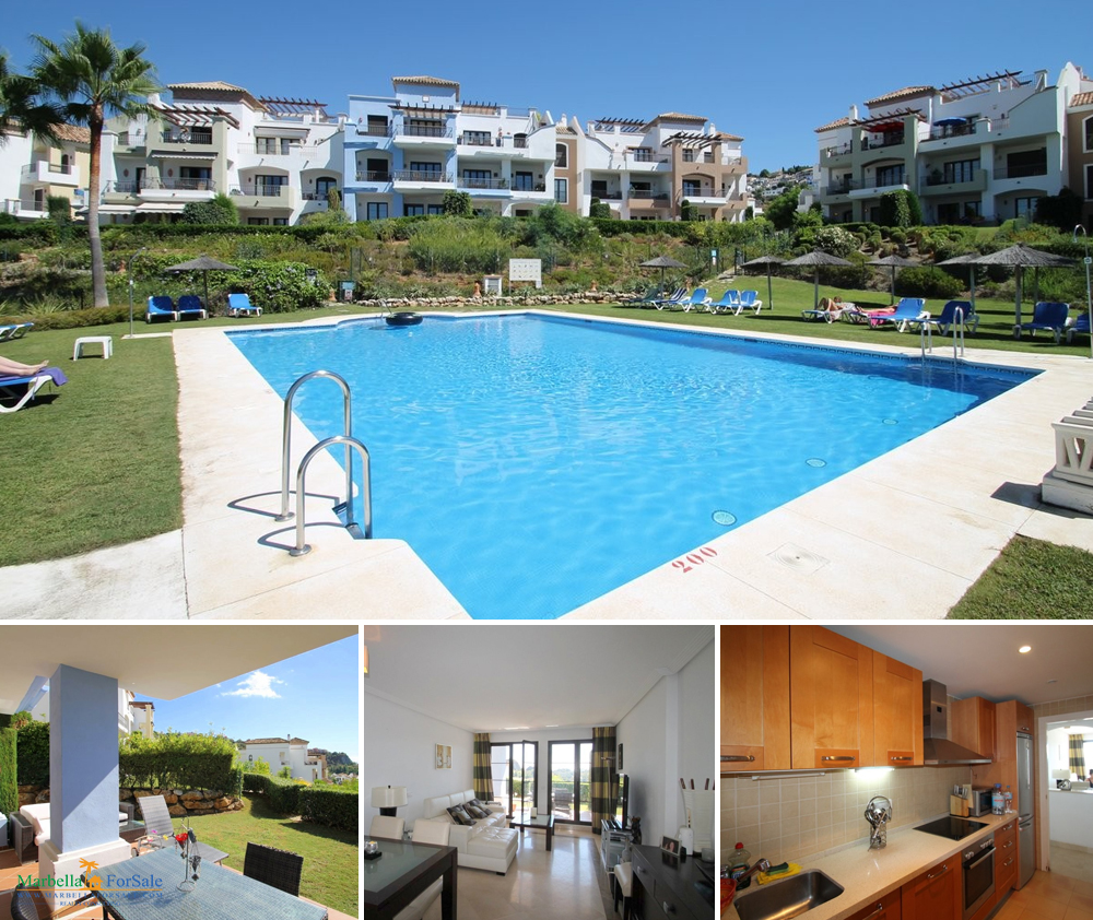 Spacious 2 Bed Apartment For Sale in Los Arqueros