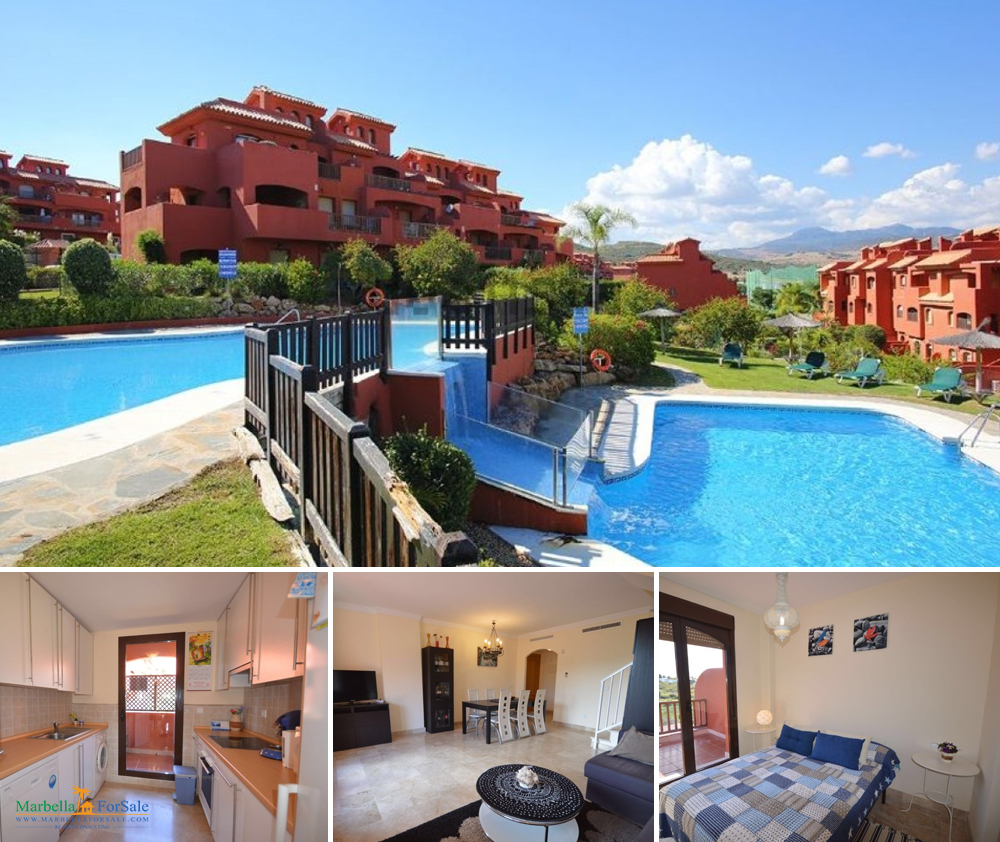 3 Bed Penthouse For Sale - Estepona