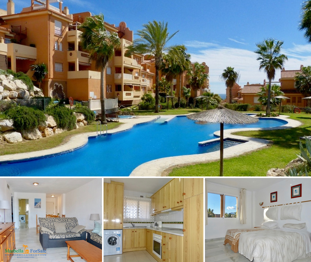 2 Bedroom Apartment For Sale - Reserva de Marbella