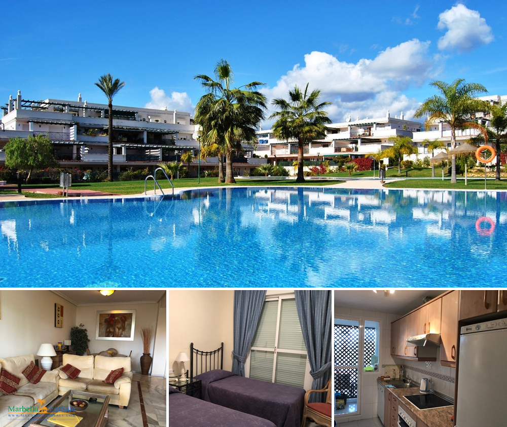 Fantastic 2 Bed Apartment For Sale - Nueva Andalucía