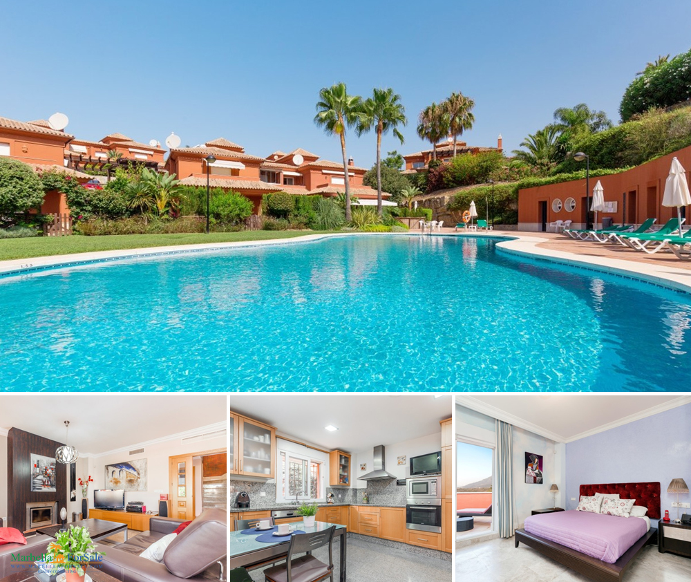 Lovely 4 Bedroom Villa For Sale in Marbella