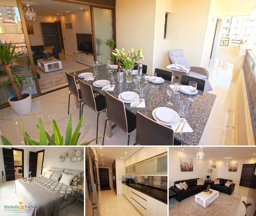 Large 3 Bed Apartment For Sale - Fuengirola
