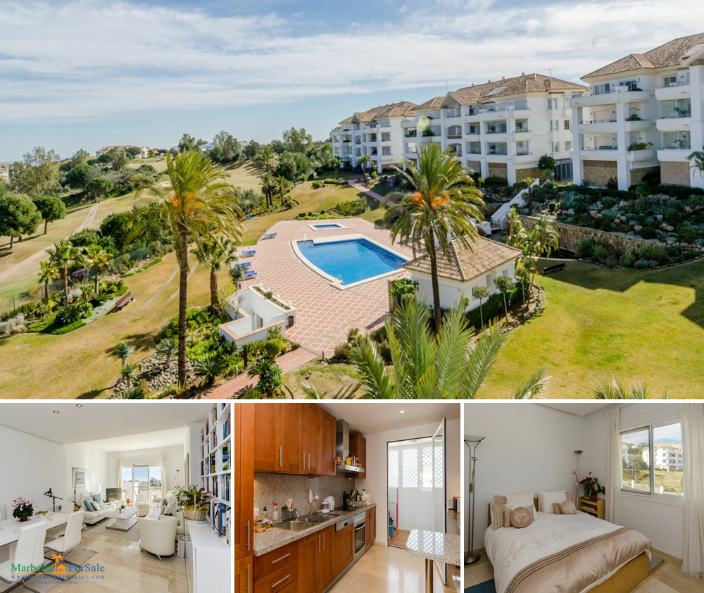 Spacious 2 Bed Apartment For Sale In La Cala De MIjas