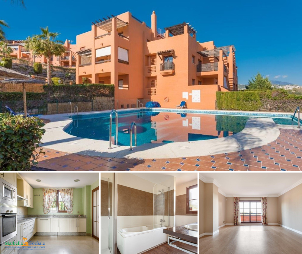 Spacious 3 Bed Apartment For Sale - Benahavís