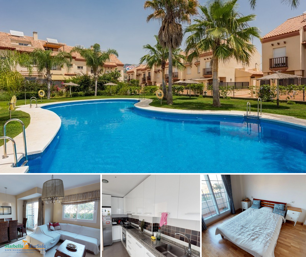 Impressive 4 Bed Townhouse For Sale - Fuengirola