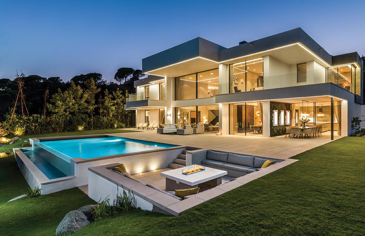 El Madroñal Luxury Villas For Sale