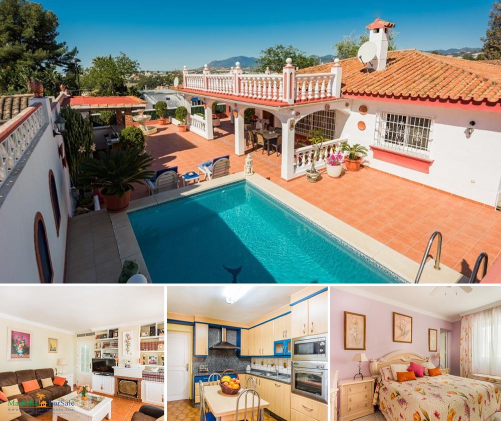 3 Bedroom Villa For Sale in La Campana