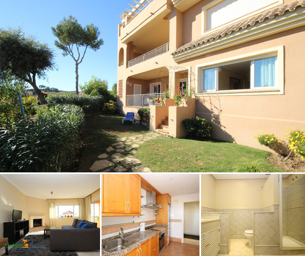 Spacious 2 Bed Apartment For Sale - Elviria
