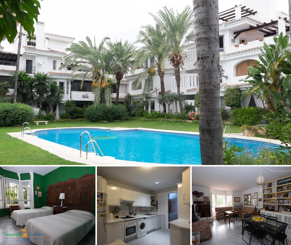 4 Bed Apartment For Sale in Puerto Banús