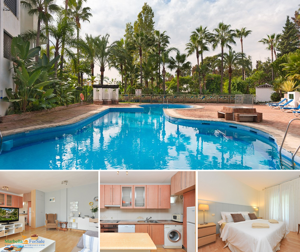 Cozy 2 Bed Apartment For Sale - Elviria