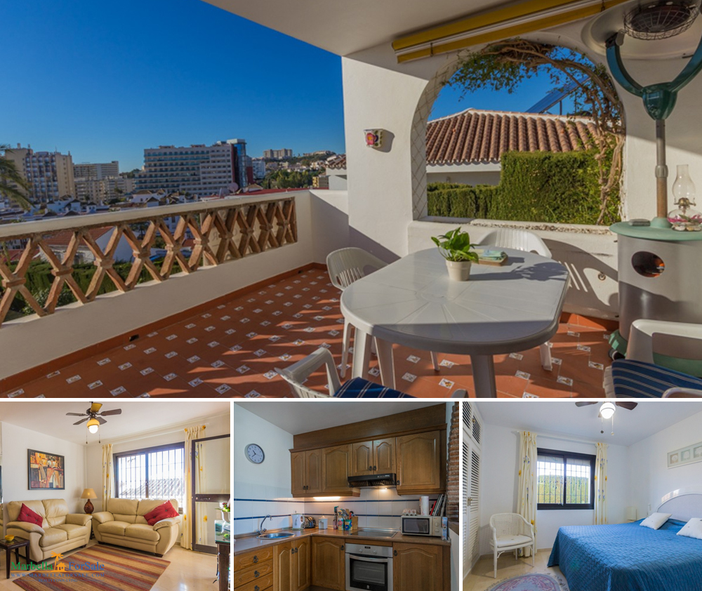 2 Bed Apartment For Sale in Benalmádena