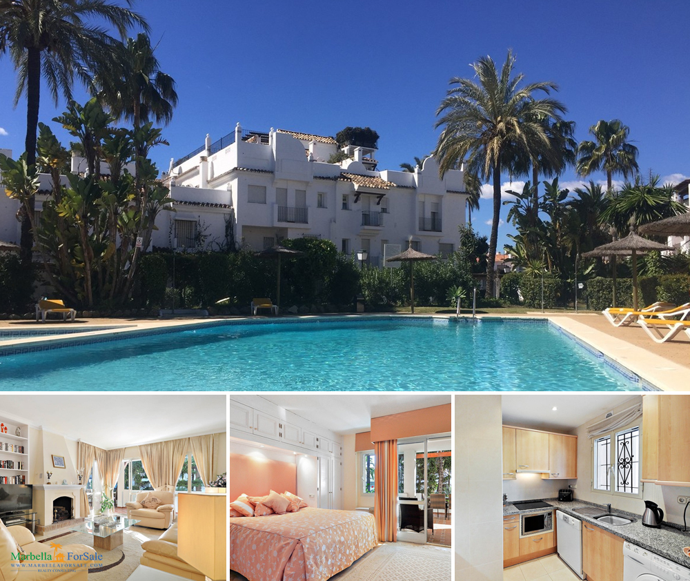 Delightful 3 Bed Apartment For Sale - San Pedro