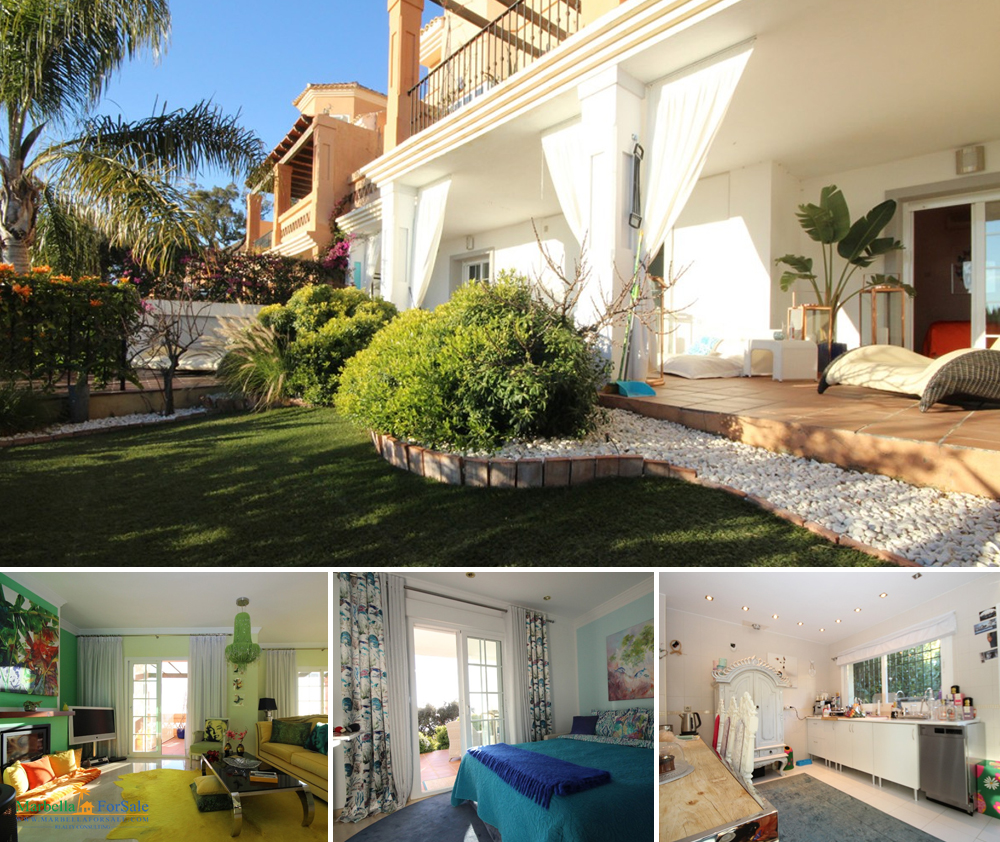Beautiful 3 Bed Villa For Sale - Elviria