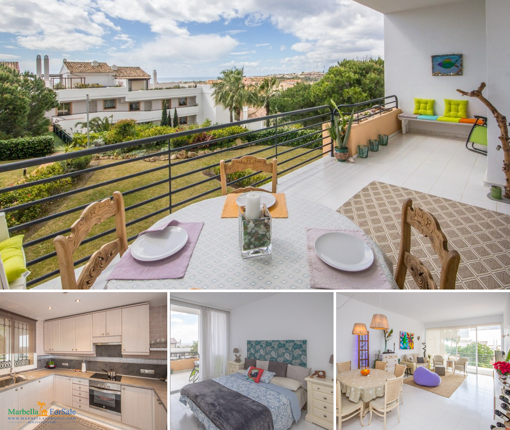 Beautiful 2 Bed Apartment For Sale - Riviera del Sol
