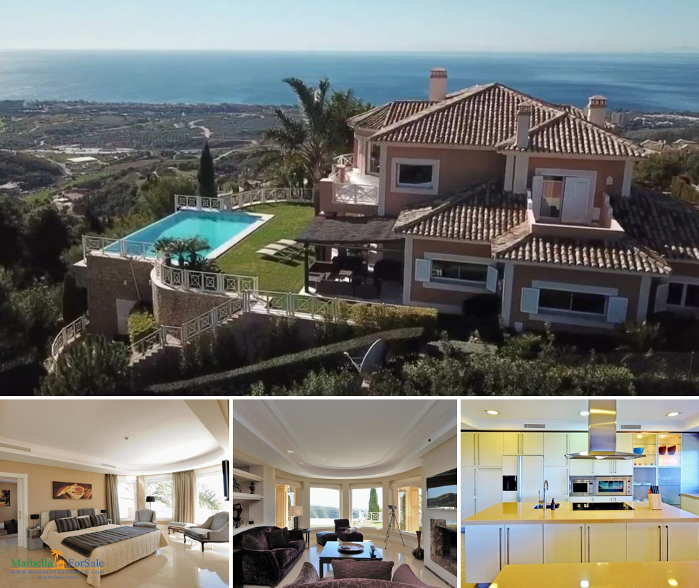 Fantastic 4 Bed Villa For Sale - Los Monteros