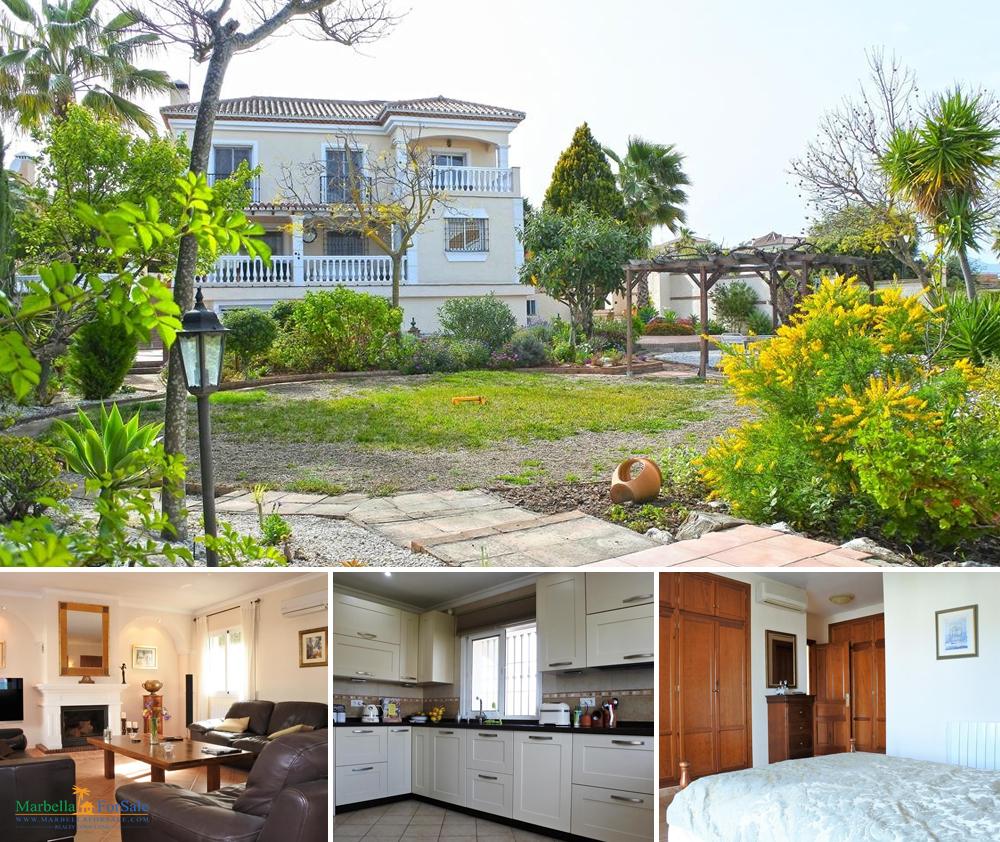Fabulous 4 Bedroom Villa For Sale in Coín