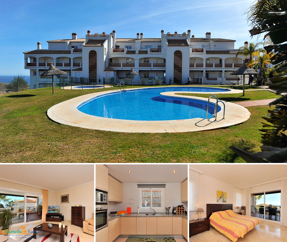 Luxurious 2 Bed Apartment For Sale - Calahonda