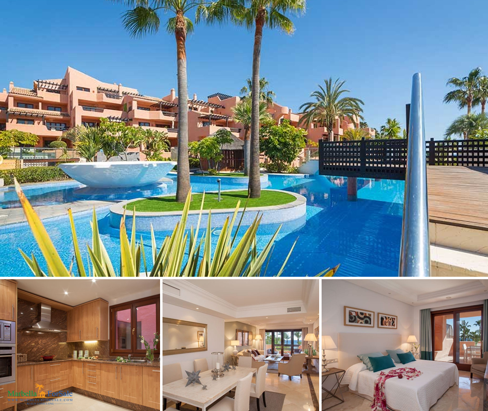 2 Bedroom Penthouse For Sale - Estepona