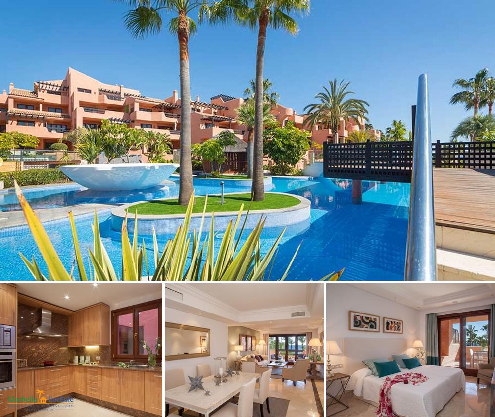 2 Bedroom Penthouse For Sale - Estepona