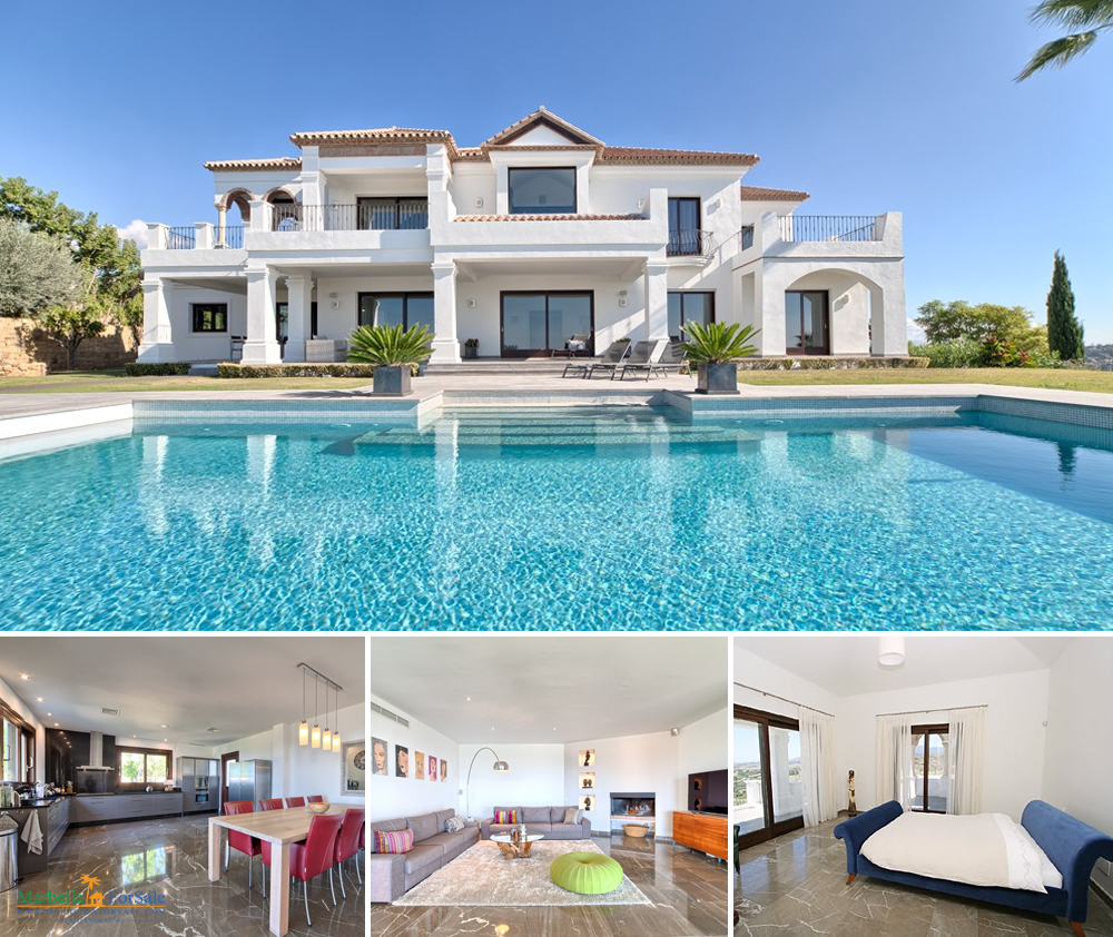 5 Bedroom Villa For Sale in Los Flamingos