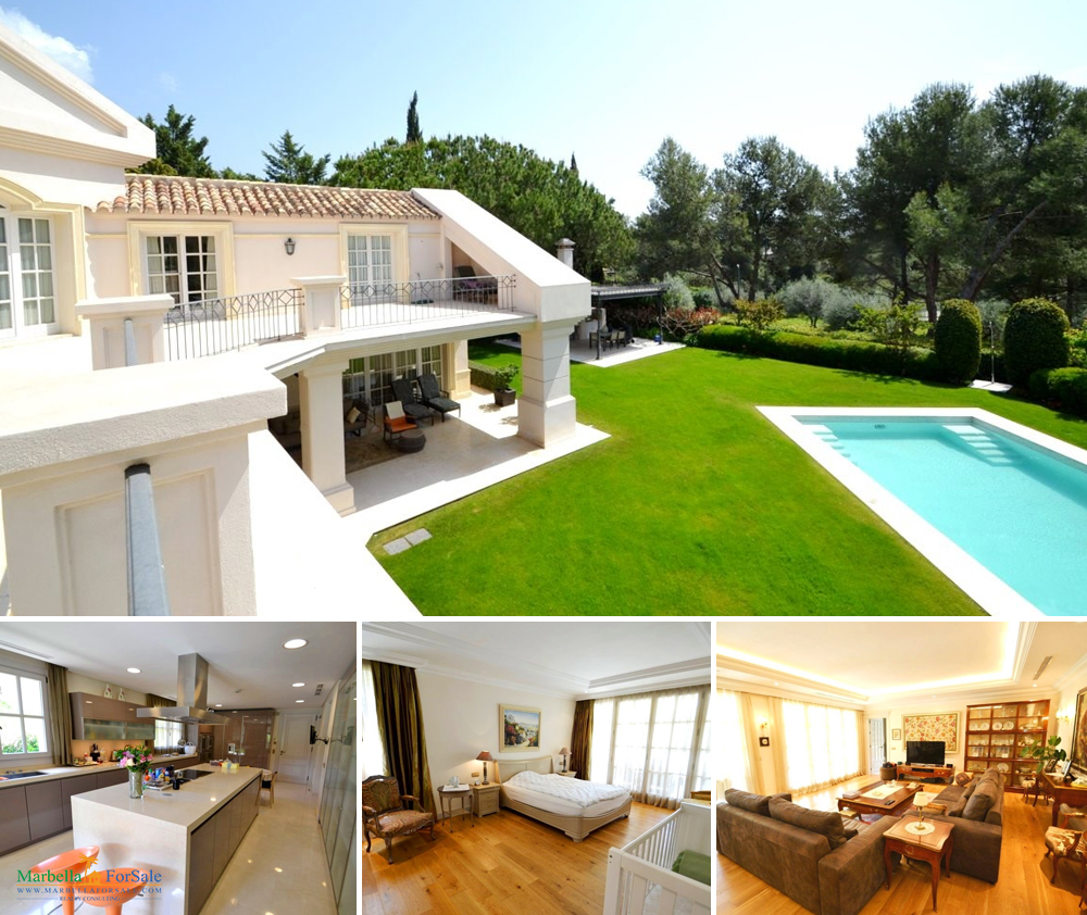 Fantastic 6 Bedroom Villa For Sale - Sierra Blanca