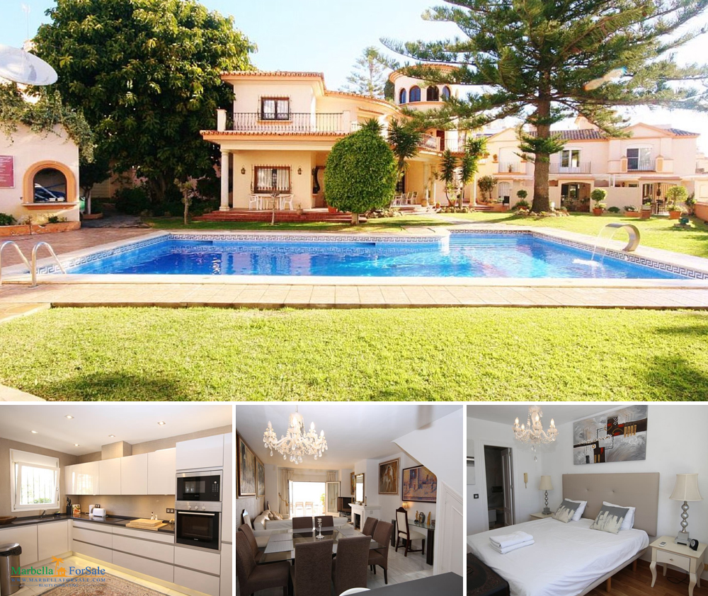 Lovely 3 Bedroom Townhouse For Sale - Estepona