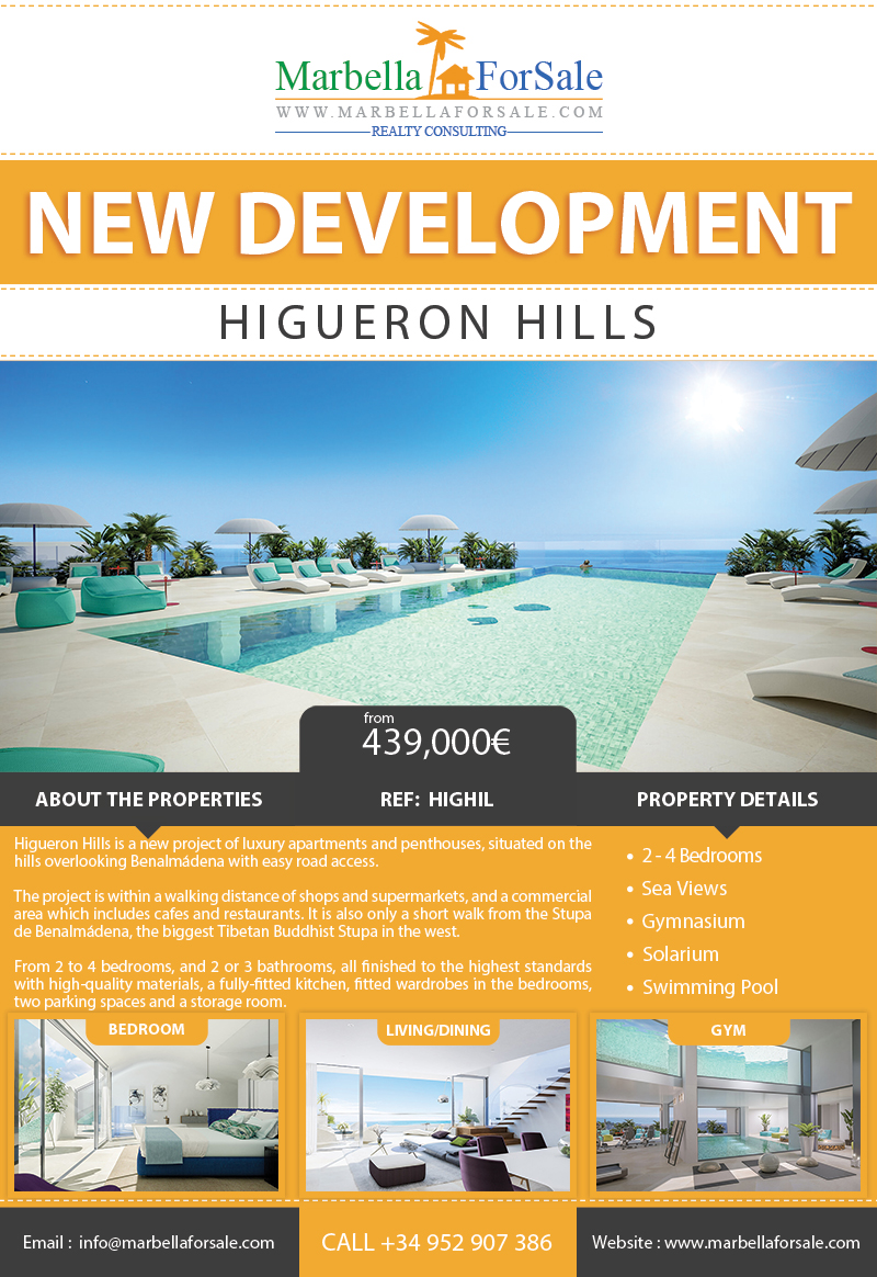 New Apartments For Sale - Benalmádena