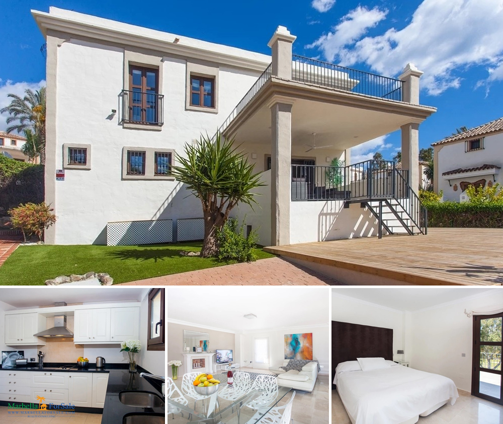 Amazing 4 Bed Villa For Sale in Selwo