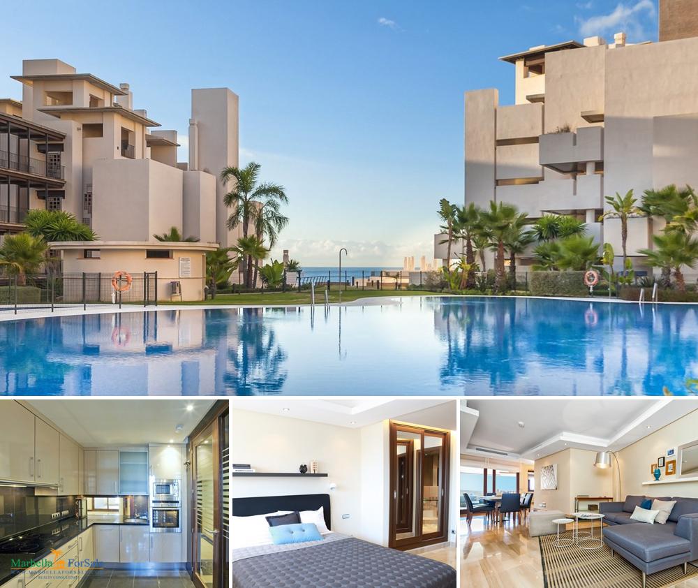 1 Bed Apartment For Sale Estepona