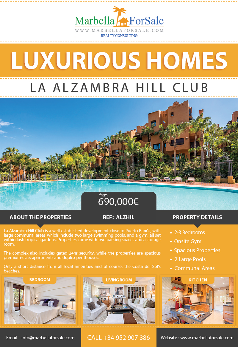 Luxury Apartments For Sale in Nueva Andalucía