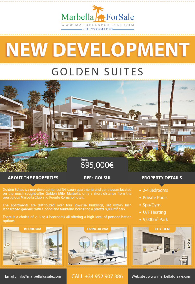 New Apartments For Sale - Golden Mile