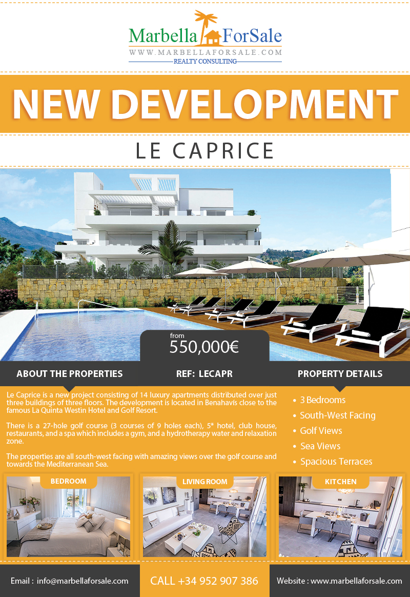 New Apartments For Sale - La Quinta