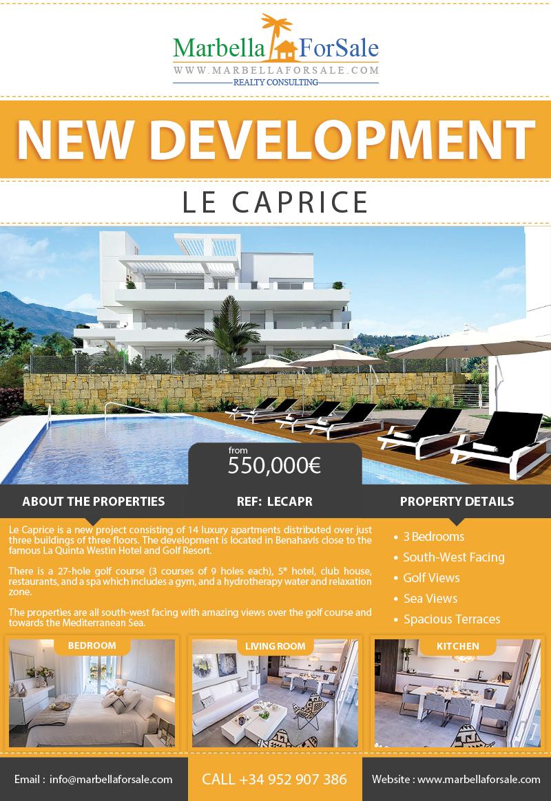 New Apartments For Sale - La Quinta