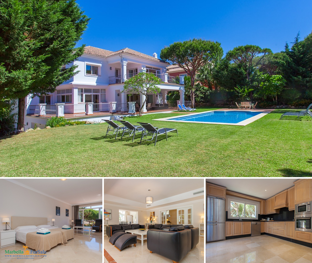Beautiful 7 Bed VIlla For Sale - Las Chapas