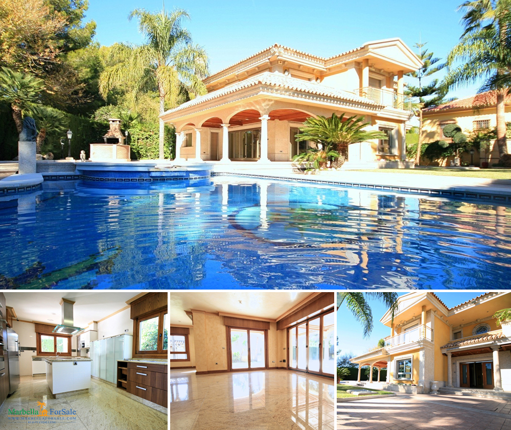 Luxury 6 Bed Villa For Sale - Mijas