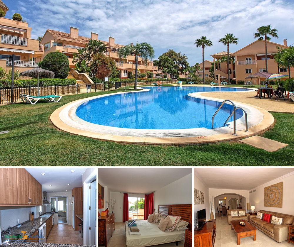 Lovely 2 Bed Apartment For Sale - Elviria
