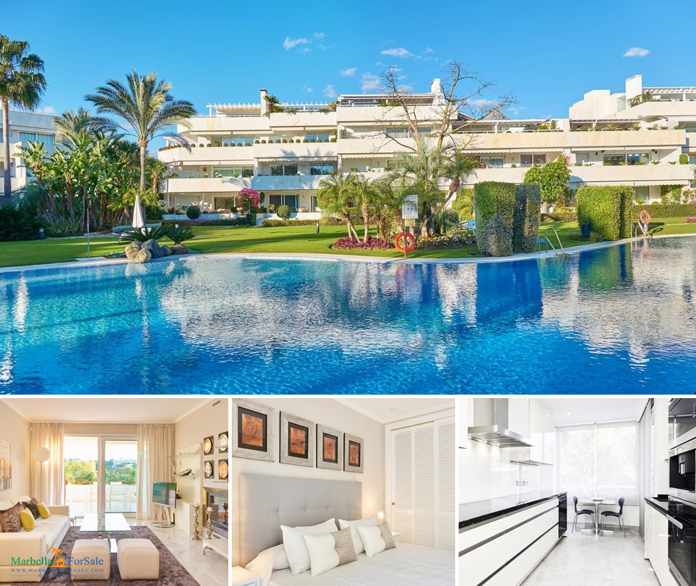 Stunning 2 Bed Apartment For Sale - Puerto Banús