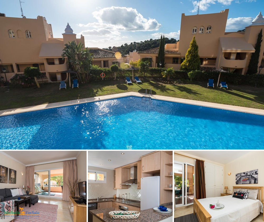 Delightful 2 Bed Apartment For Sale - Marbella