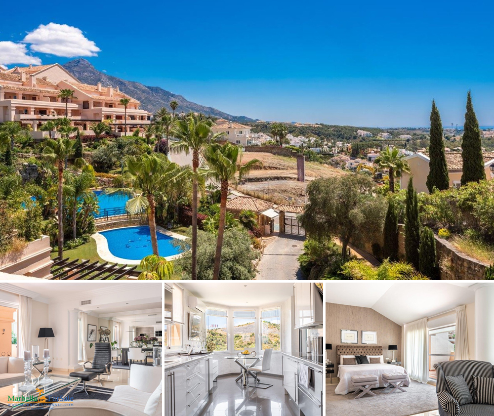 Stunning 3 Bed Penthouse For Sale - Nueva Andalucía