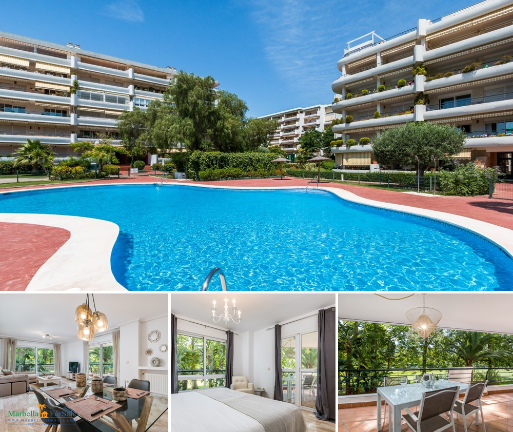 Lovely 2 Bed Apartment For Sale - Guadalmina Alta