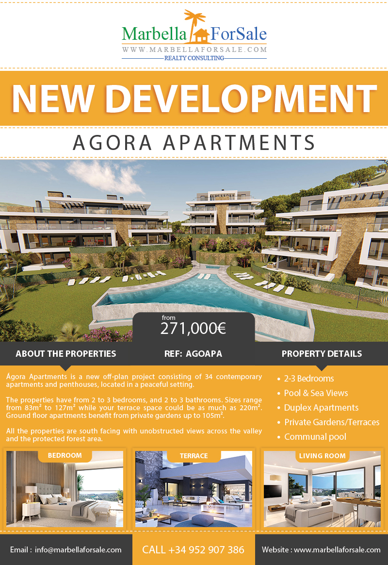 Off-Plan Apartments For Sale - New Golden Mile