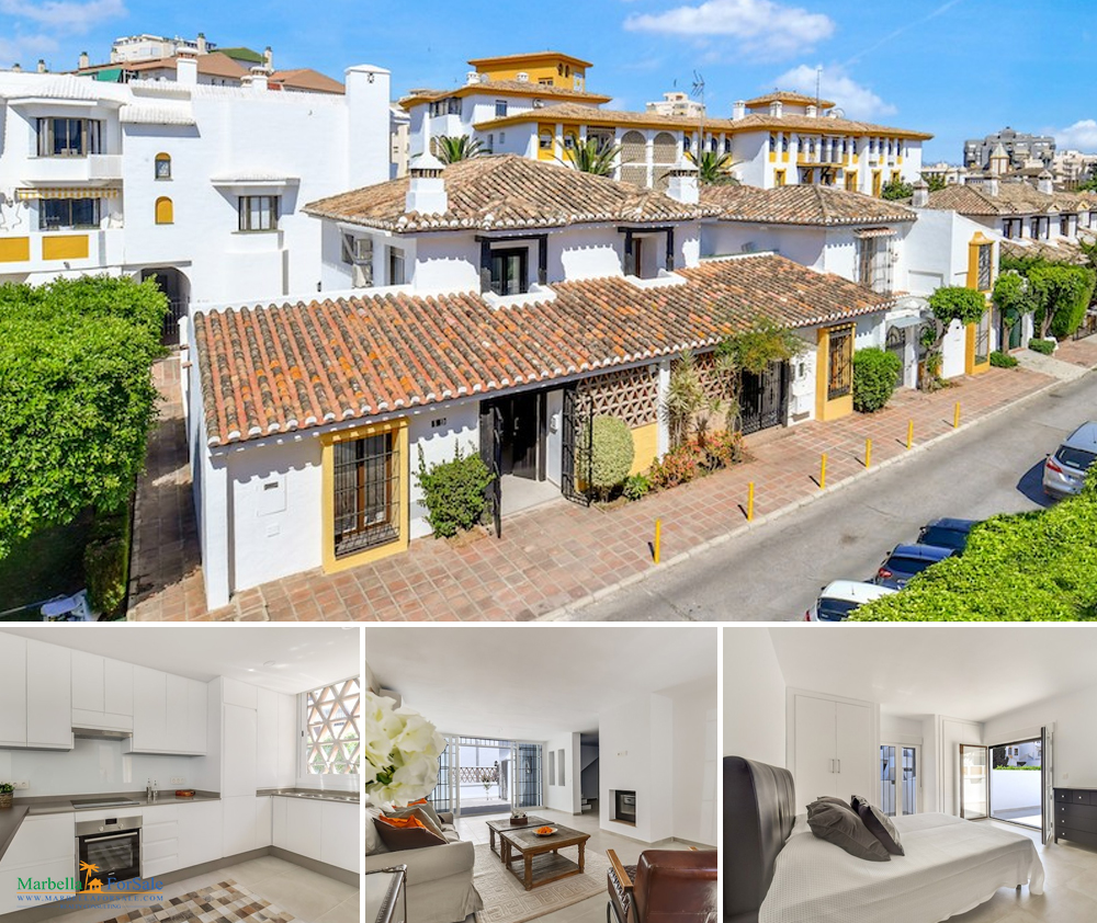 Stunning 3 Bed Townhouse For Sale - Fuengirola