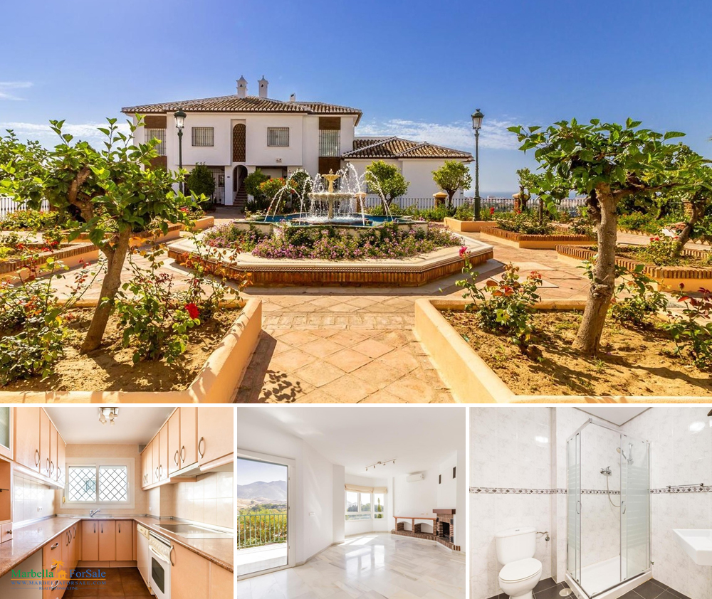 Lovely 3 Bed Townhouse For Sale - Mijas