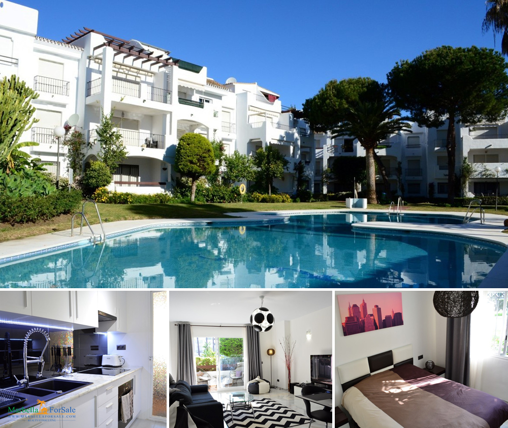 2 Bed Apartment For Sale in Costalita, Estepona