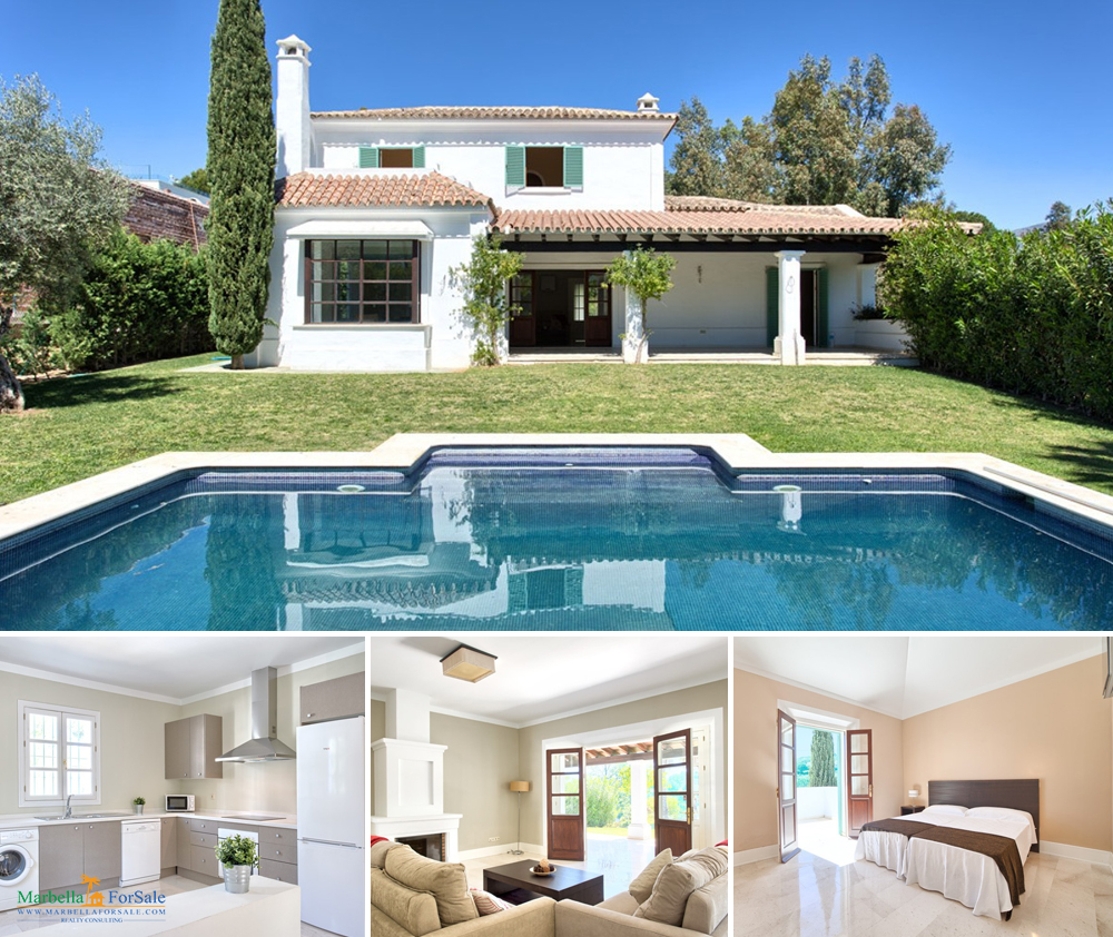 Spacious Villa For Sale in La Cala Golf